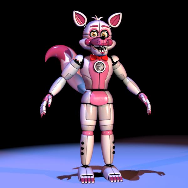 Wonderful Funtime Foxy | Five Nights At Freddyu0027s Wiki | FANDOM Powered By Wikia