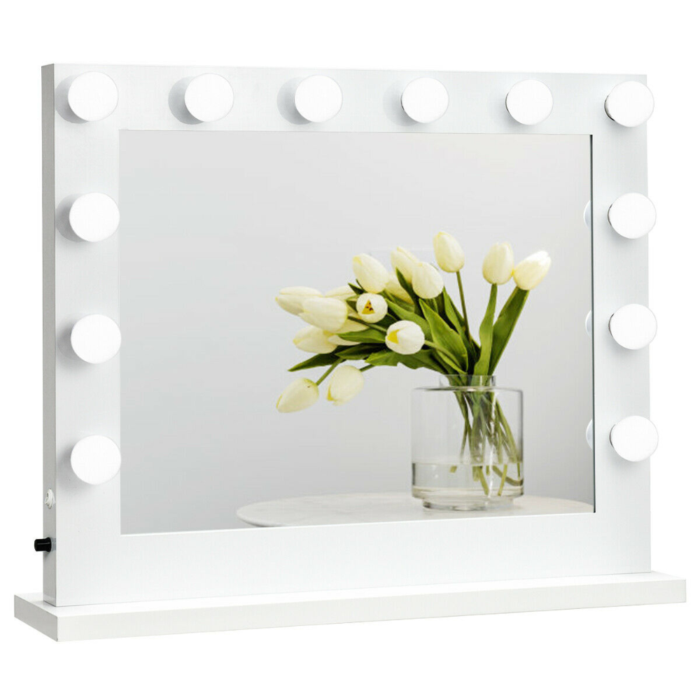 Home Dressing Mirror Hollywood Lights Makeup Mirror With Lights
