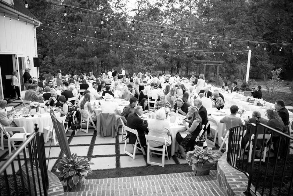 Wedding Reception At The Bradfordncweddings Raleigh