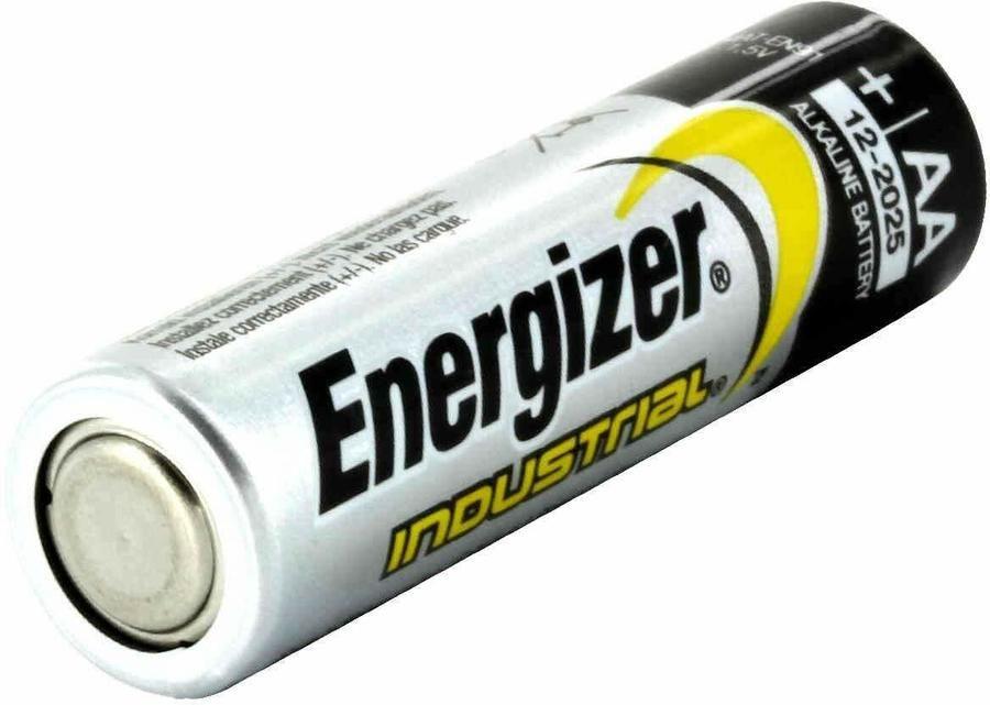 Energizer En91 Aa Industrial Alkaline 144 Batteries 0 91 10 Delivery Bulk Batteries Via Amazon Au Alkaline Battery Energizer Energizer Battery