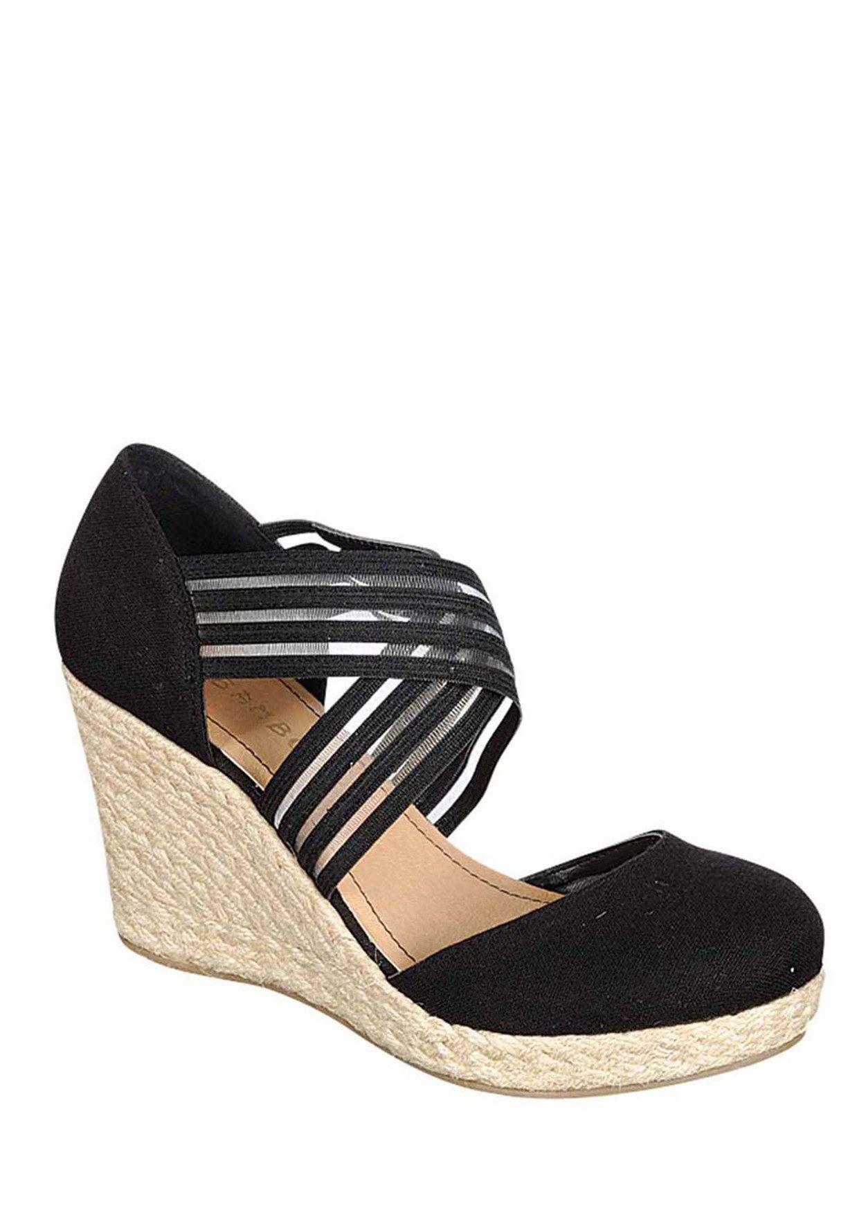 896ceaa6d43 ideeli | BAMBOO Tessa-02 | shoes | Espadrilles, Shoes, Wedges