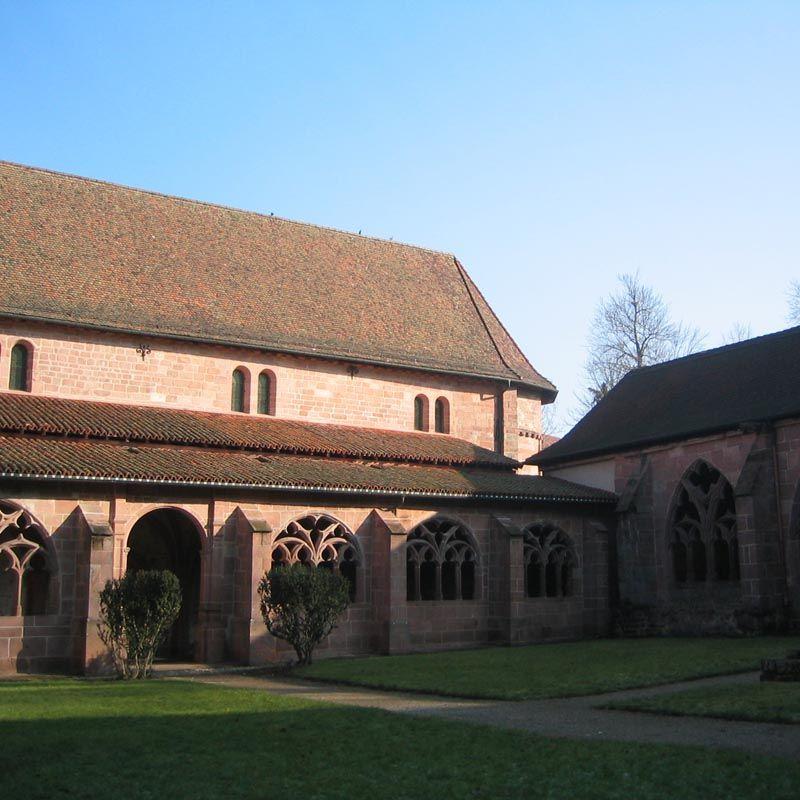Cloitre de Saint-Dié-des-Vosges 88 LORRAINE 54 meurthe et Moselle