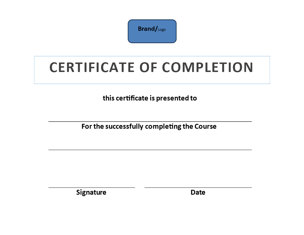Trainingcertificateofcompletion2cx Download This Training