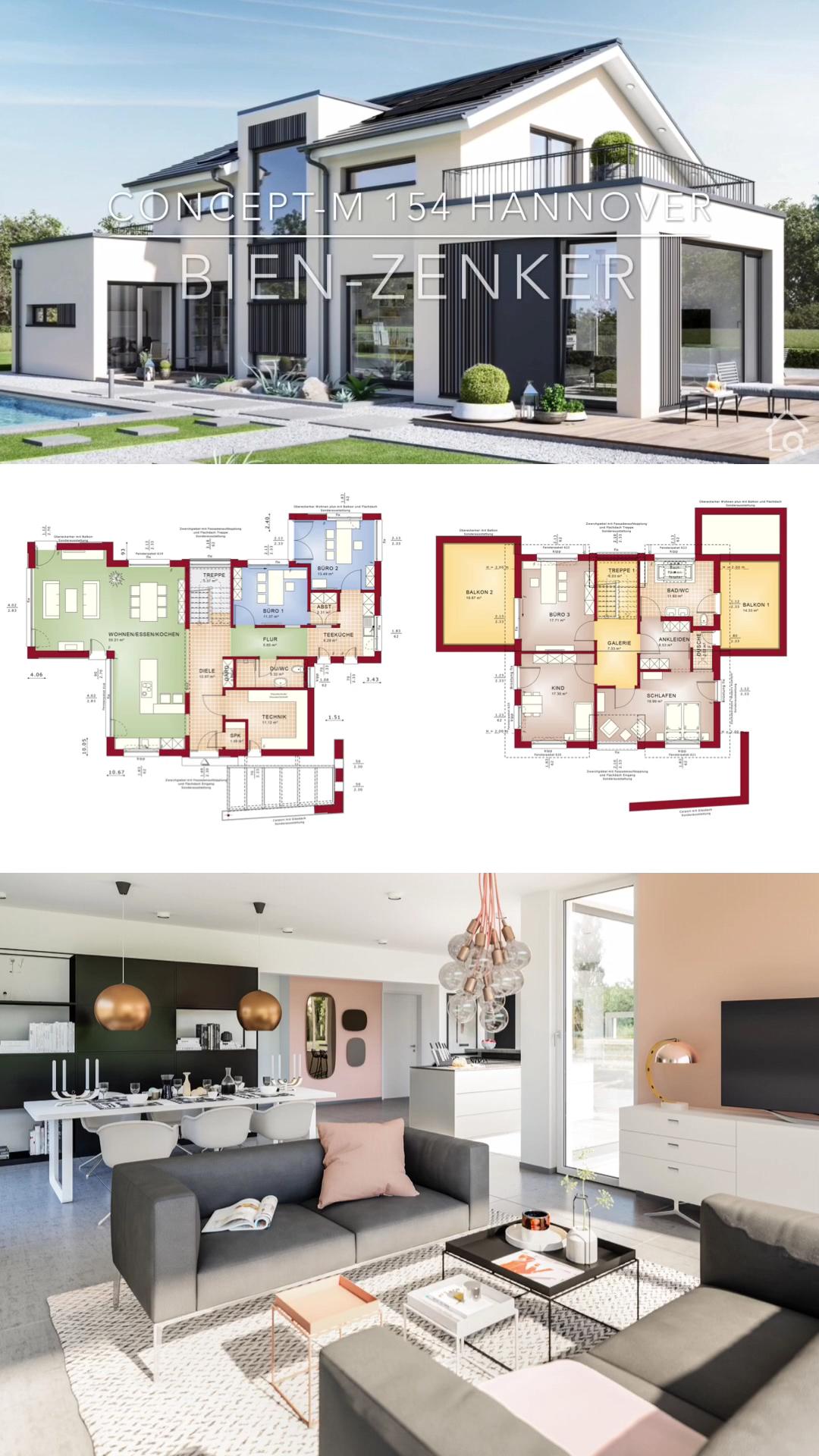 Modern European House Architecture Design Floor Plan Ideas 2storeyhousedesign Americanhous Family House Plans Modern House Plans Modern Style House Plans