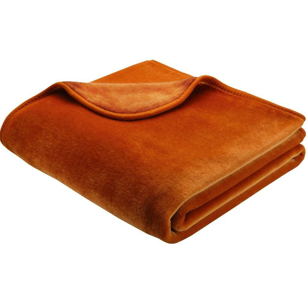 Cynamonowy Koc Biederlack Simply Luxury Niemajakwdomu In 2020 Luxury Blanket Velvet Bedspread Faux Fur Blanket