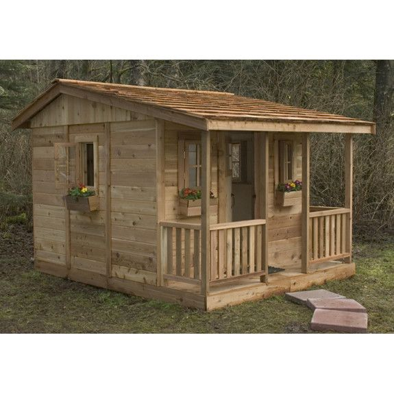 Shop Wayfair for Playhouses to match every style and budget. Enjoy Free Shipping on most stuff, even big stuff.