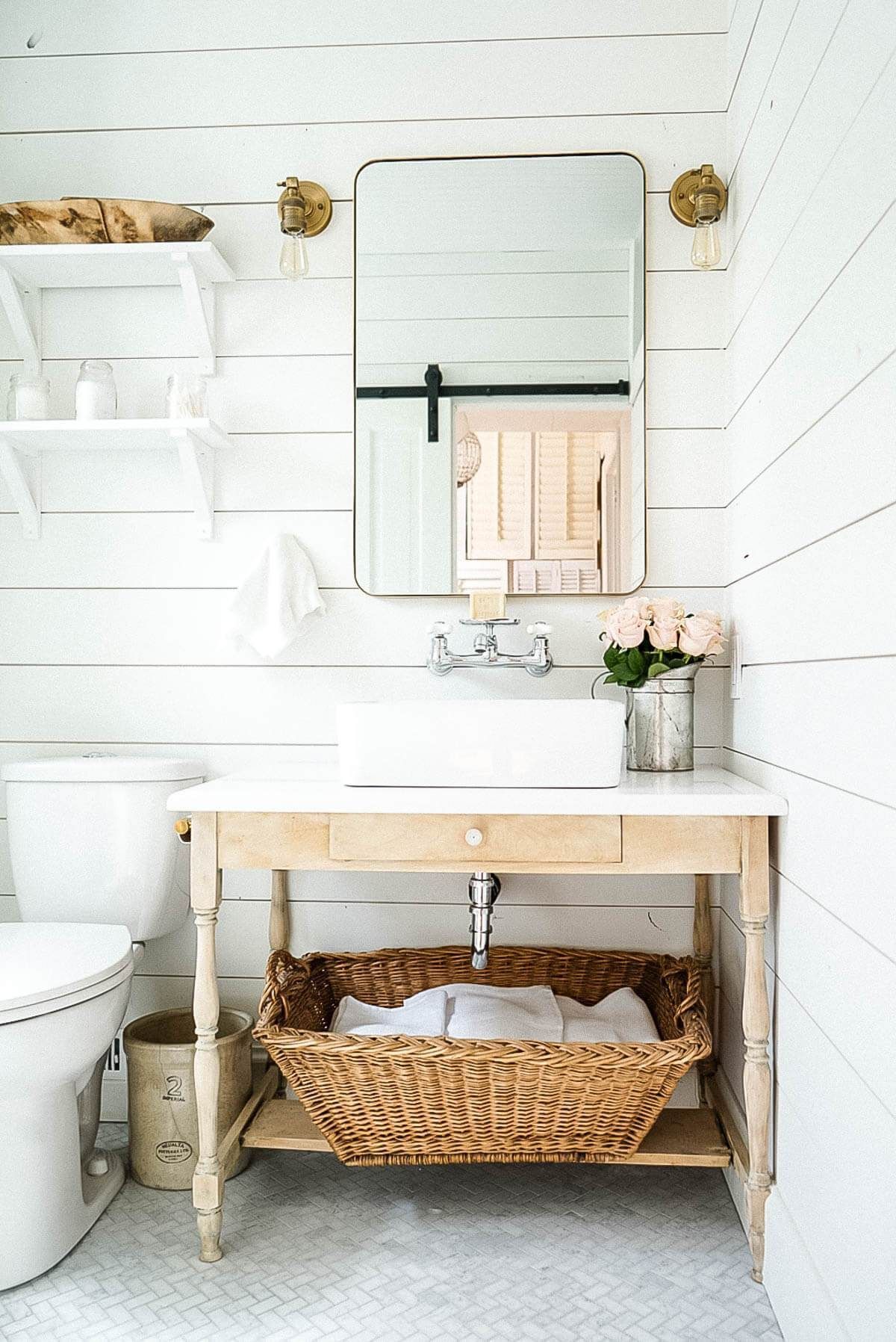 Wayfair Farmhouse Bathroom Renovation 5 Proven Tips To Make A