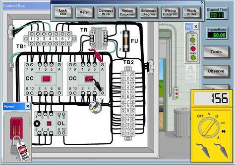 Troubleshooting Electrical Motor Control Circuits Circuit Simulator Electronic Circuit Design Electrical Software