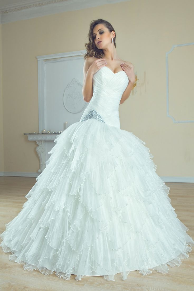 Grab Inspirations For Your Own Wedding Dress With Our Large Wedding ...
