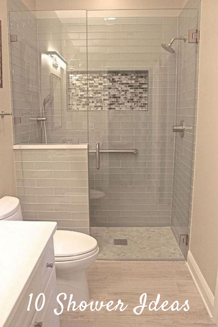 Lovely Minimalist Bathroom Decor Ideas Small Bathroom In 2020 Master Bathroom Renovation Bathroom Remodel Shower Moder Bathroom Design