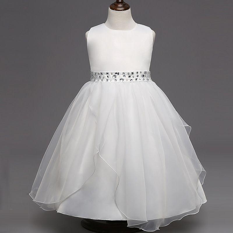 Rojas del partido Niño blanco color de rosa azul de vestidos de ...