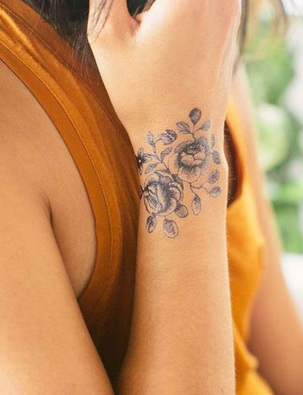Les plus jolis tatouages pour poignet de Pinterest