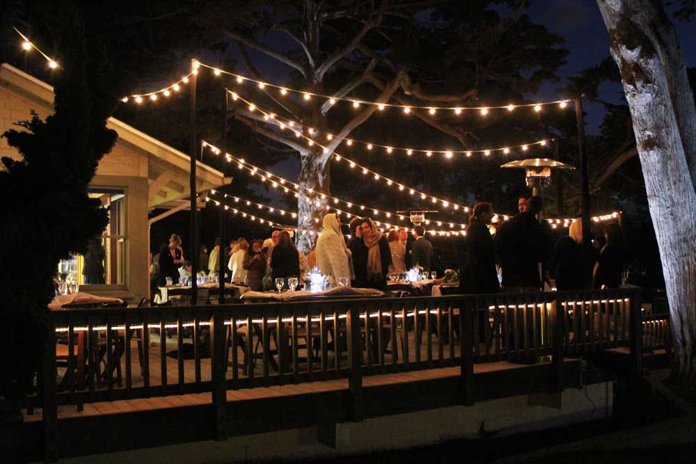 String Patio Lights Classy Led Outdoor Patio String Lights  String Patio Lights Are Found In