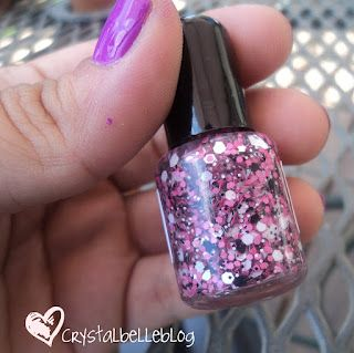 Lush Lacquer's Pink Panther from my blog review/swatch!