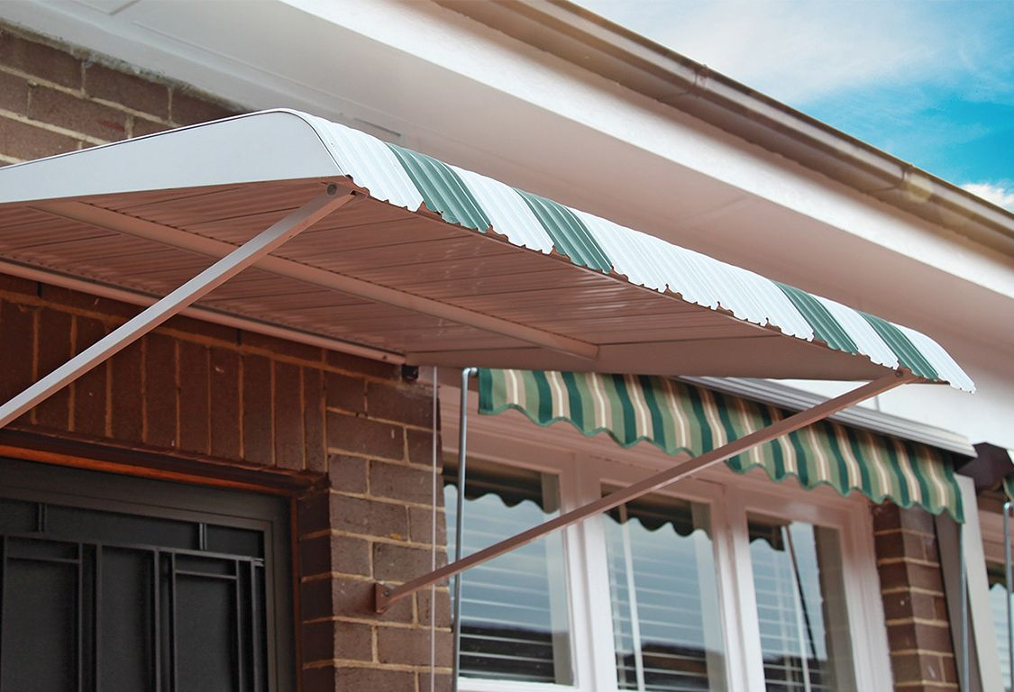 Fixed Steel Awnings Our Colorbond Steel Awnings Will Add A New Dimension To Your Home Available In Single Or Multiple Outdoor Areas Awning Exterior Design