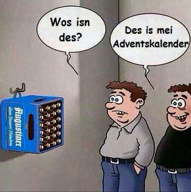 Adventskalender   Lustige cartoons, Coole cartoons und Lustig