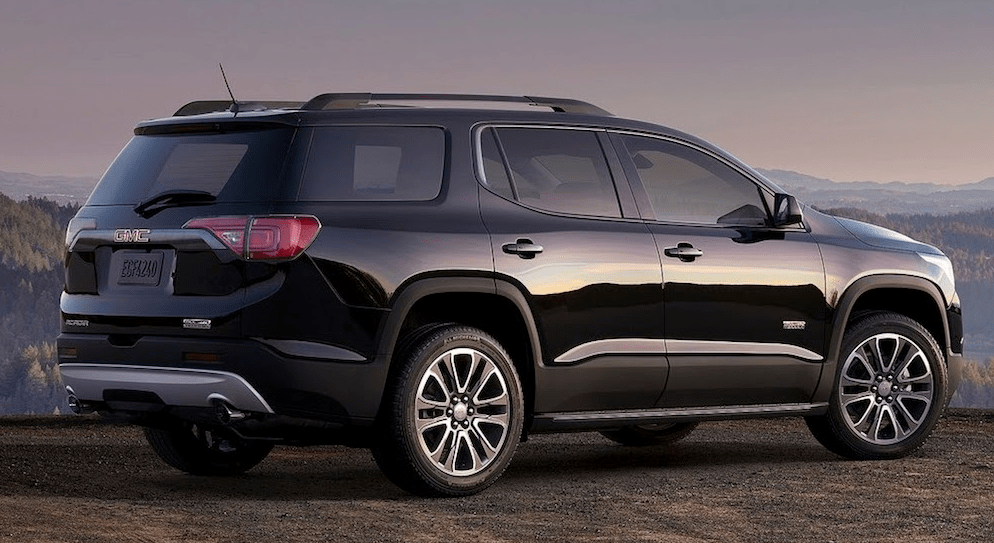 2020 Gmc Acadia Spy Shots Leak Release Date Price New Cars