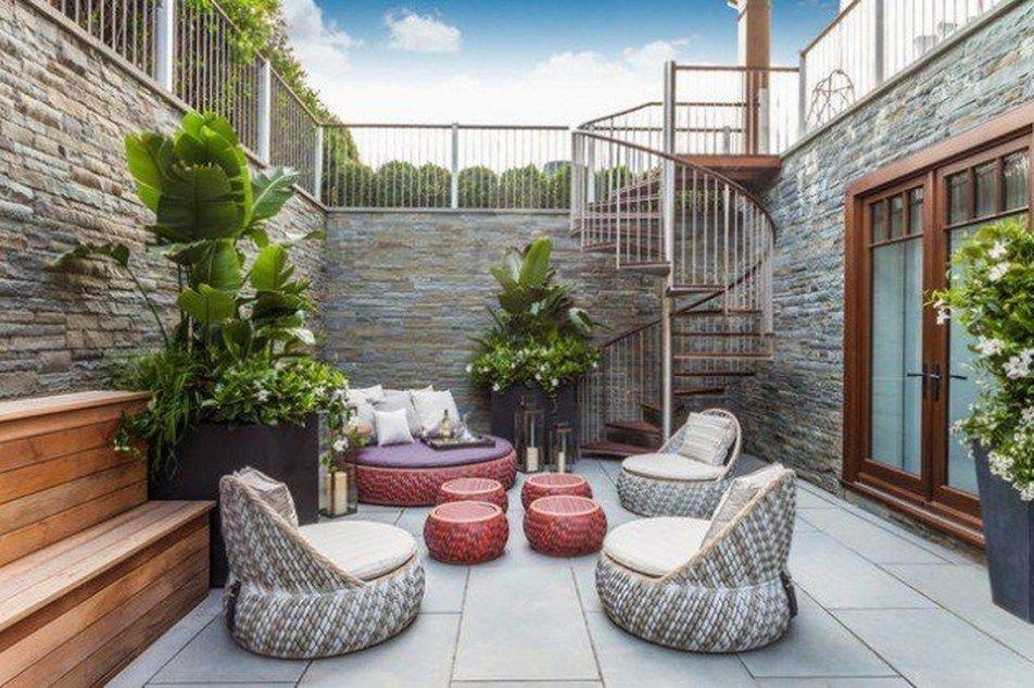 Marvelous Outdoor Accessories Winterize Backyard 19 Patio Design Contemporary Patio Patio