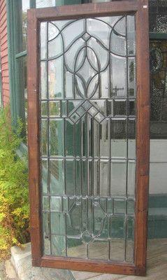 Large victorian beveled glass door panel window ebay salvage large victorian beveled glass door panel window ebay planetlyrics Choice Image