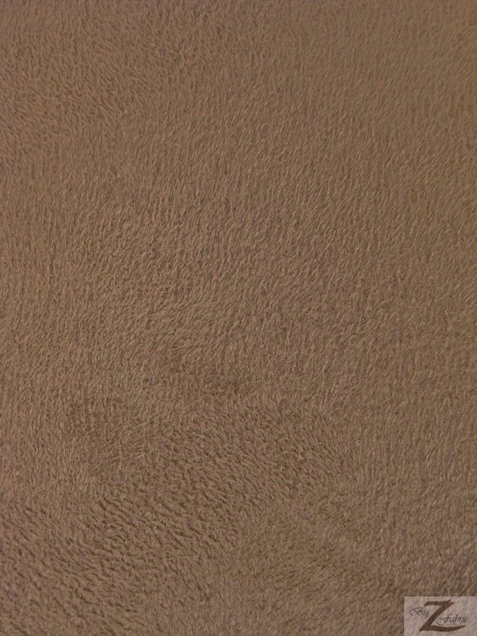 Microfiber Suede Upholstery Fabric New Mocha Passion Suede