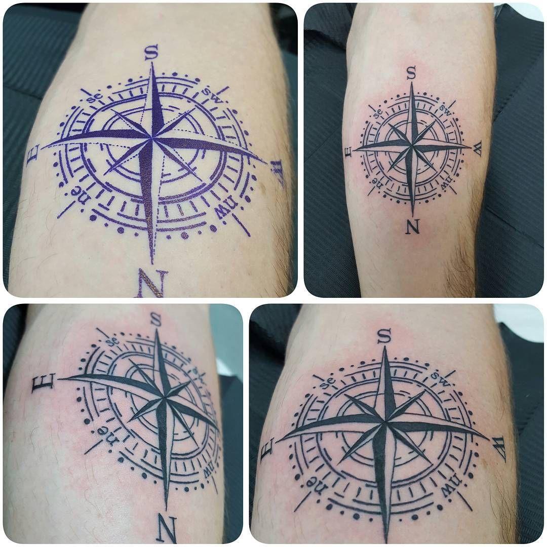 #compasstattoo #tattoome #tattoome01 #tattoo #tatuaje #Ink #art #love #tattooartist #fuengirola #malaga #españaink #newink #tattootime #newtattoo #followback #followme #photoday #fun #girls #me #johanespinoza #silviasierra  TATTOOME.ES