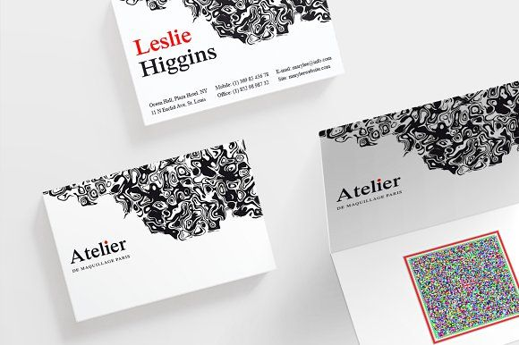 Business cards atelier business cards card templates and graphics business cards atelier by amber graphics on creativemarket inspirational design of business cards to create effective promoting material and present your reheart Choice Image