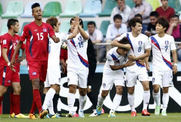 Korea Misses Qualifier for U-20 World Cup   Koogle TV