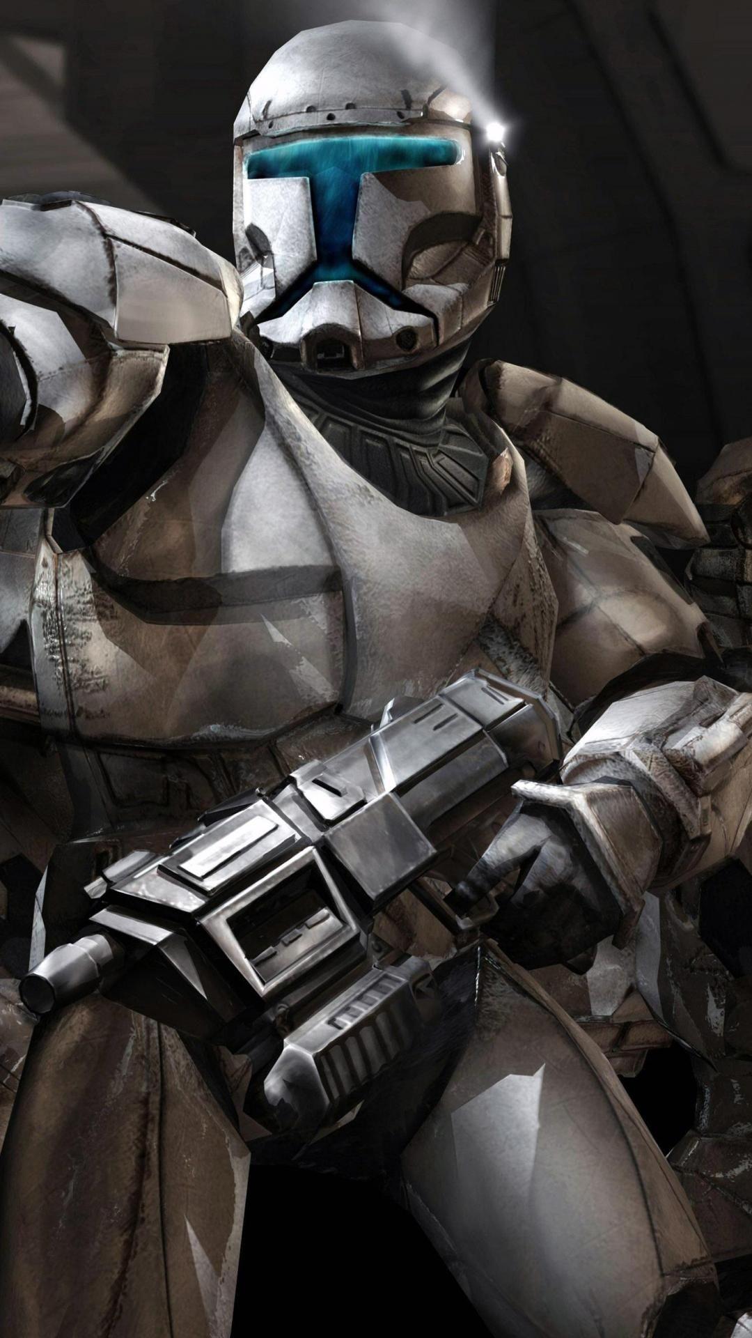 Star Wars Clone Trooper Iphone Wallpaper Download Popular Star