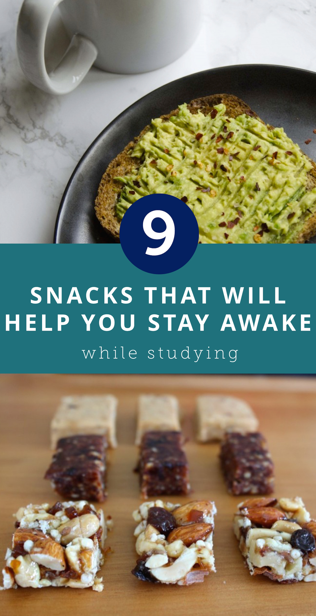 9 Snacks That Will Help You Stay Awake While Studying Study Snacks Snacks Lunch Snacks