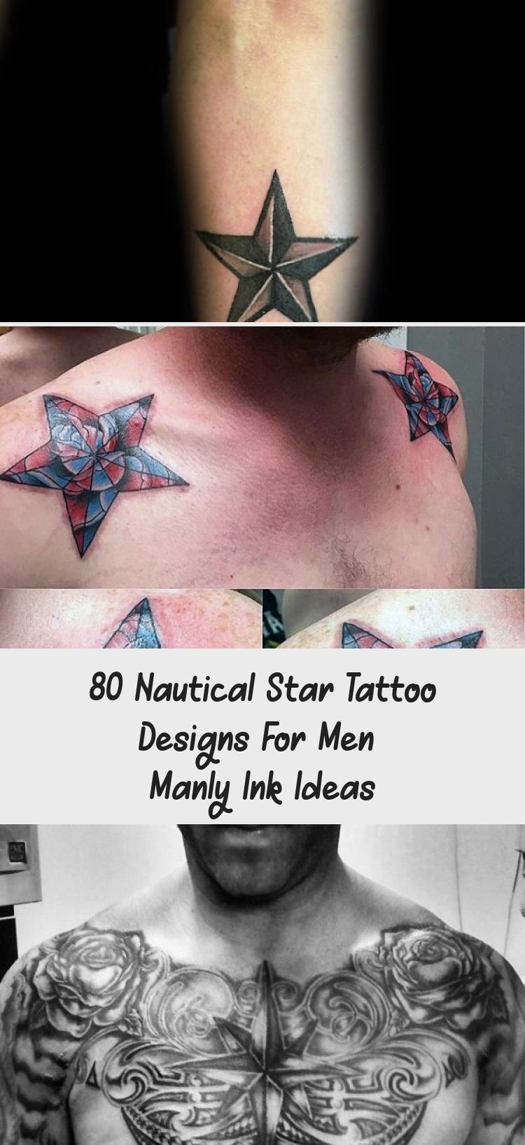 39++ Stunning Star tattoo designs for guys image ideas