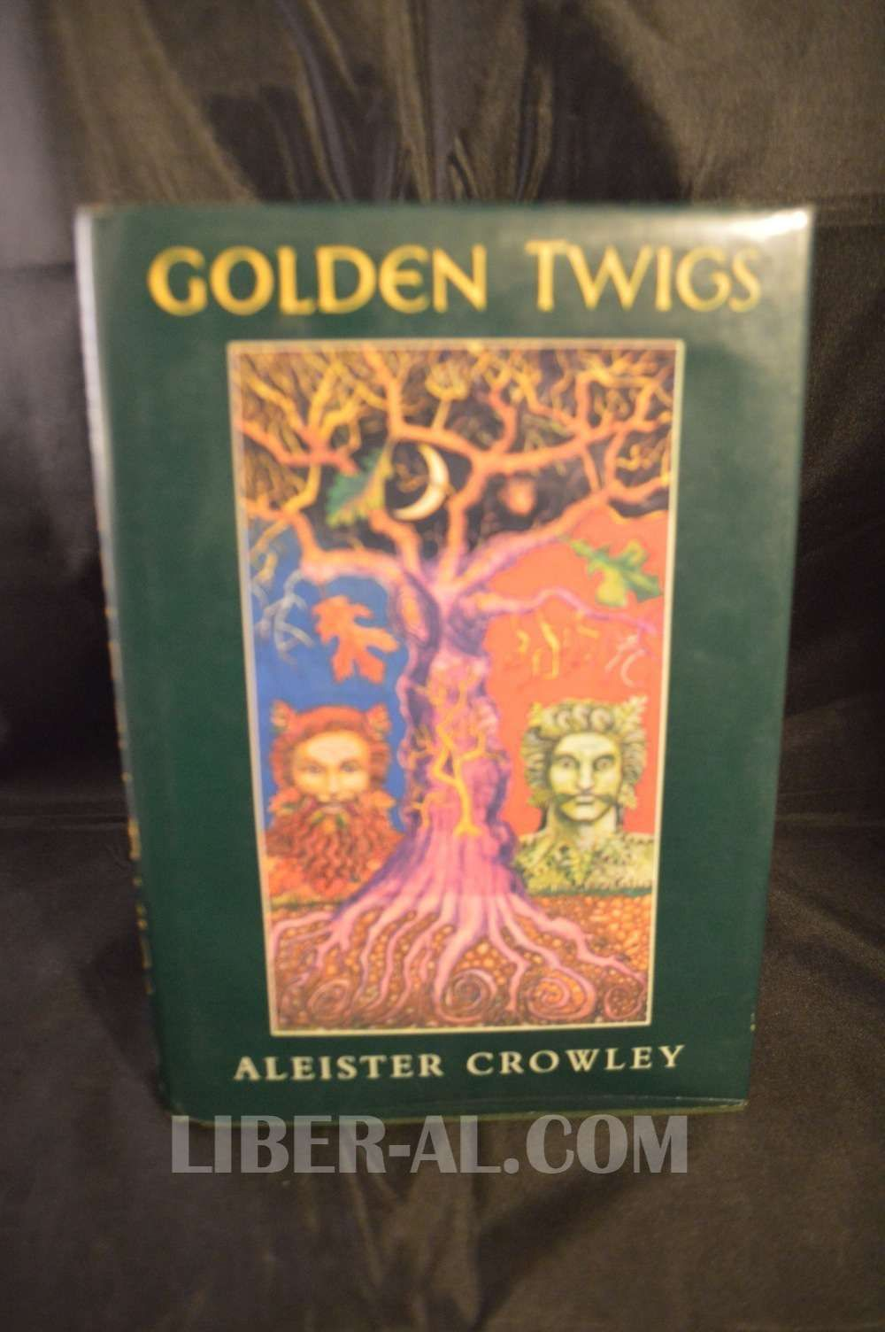 Golden twigs | MAGICK | Aleister crowley, Books, Occult