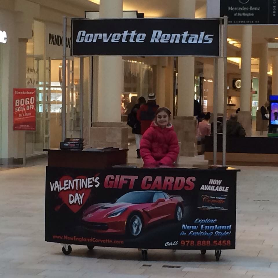 Come see us at the burlington mall we are here until