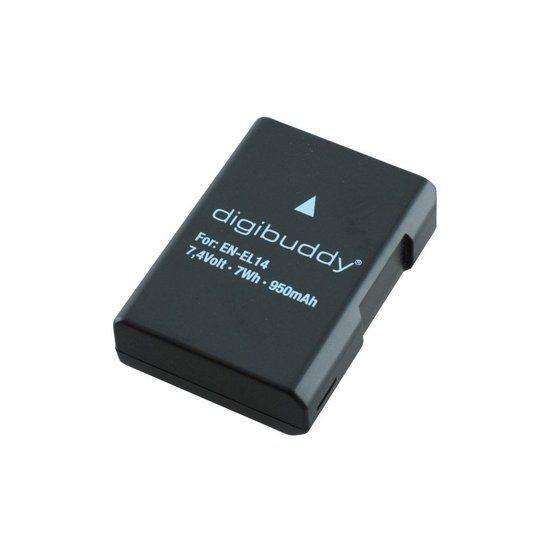 Batterij Nikon EN-EL14