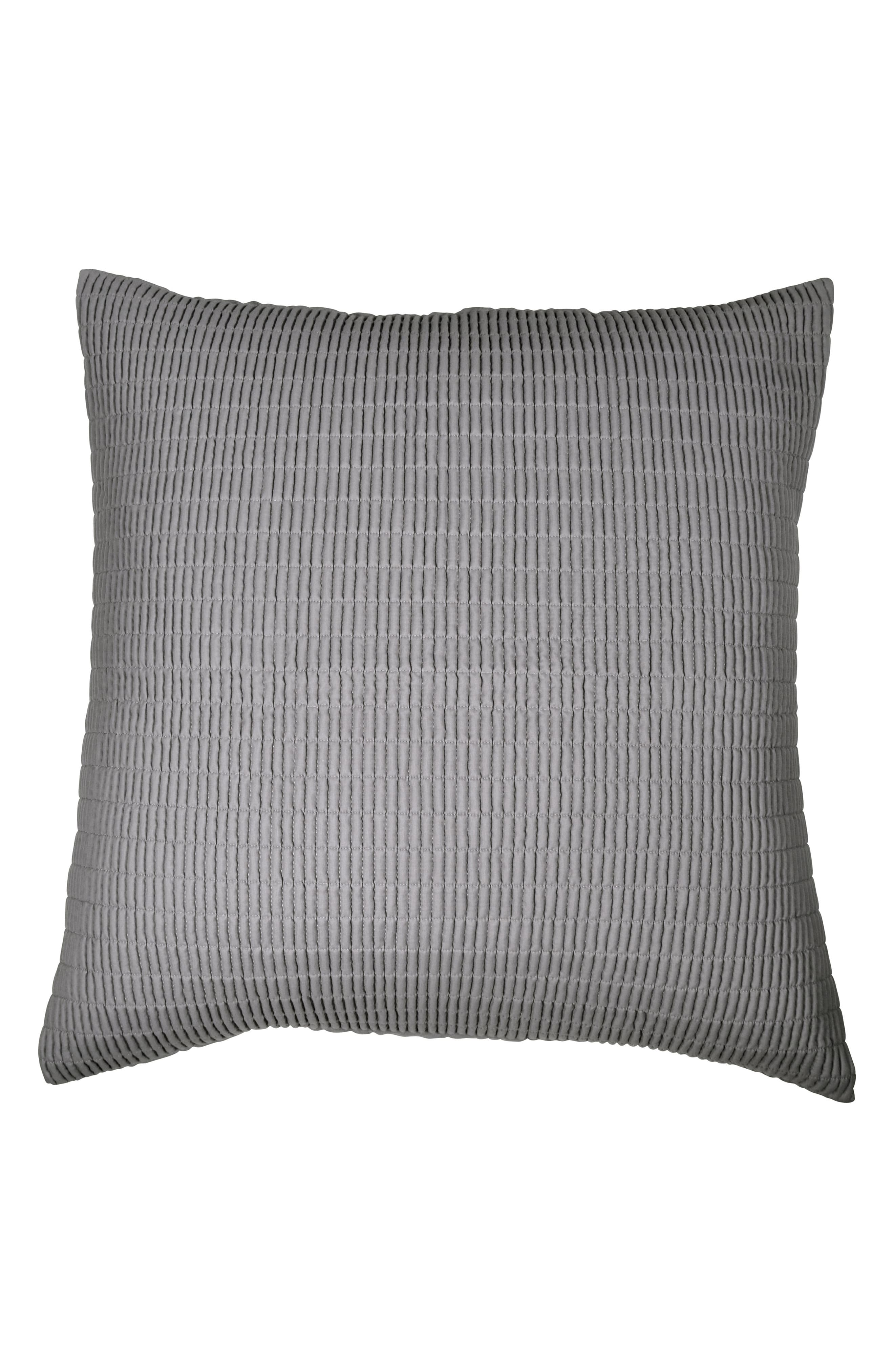 Dkny Quilted Sham Throw Pillows Bed Pillows Pillows