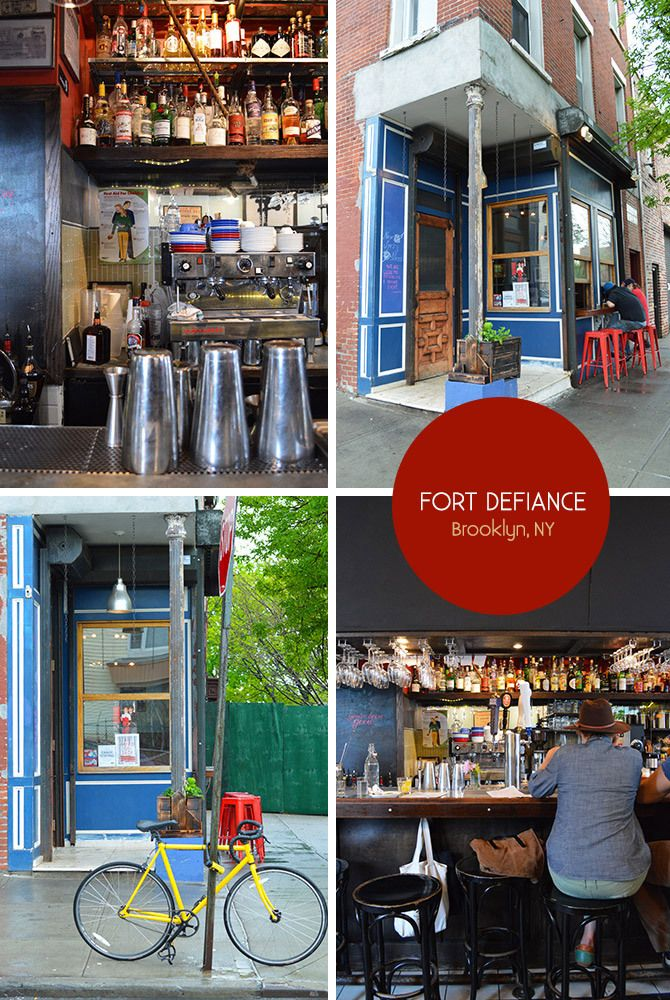 Fort Defiance In Red Hook Brooklyn From The Spotted Sf Blog