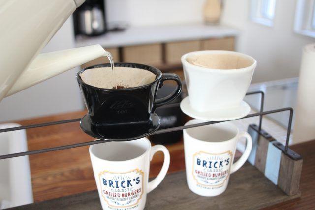 マルチに使える ドリッパースタンド をdiy 100均の材料でカフェアイテムがつくれる Sumai 日刊住まい ドリッパースタンド 100均 カフェ