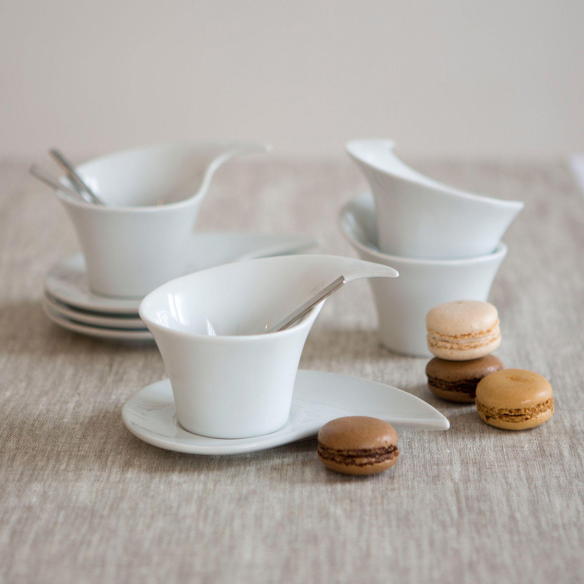 Tasse A Cafe Porcelaine Design