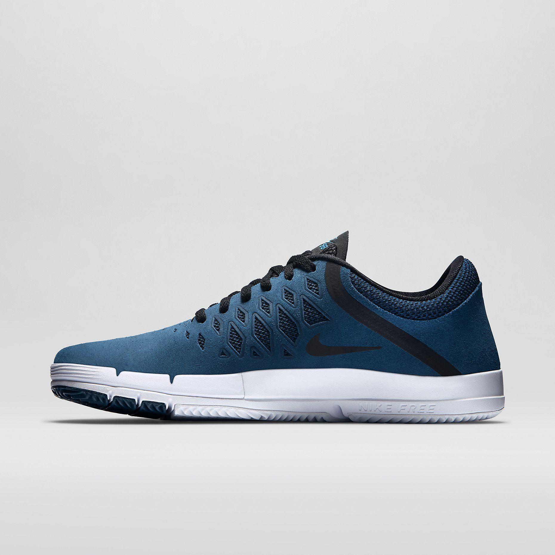 Nike Free SB - Blue Force Blue Lagoon Sail Black  ae1f3a54b