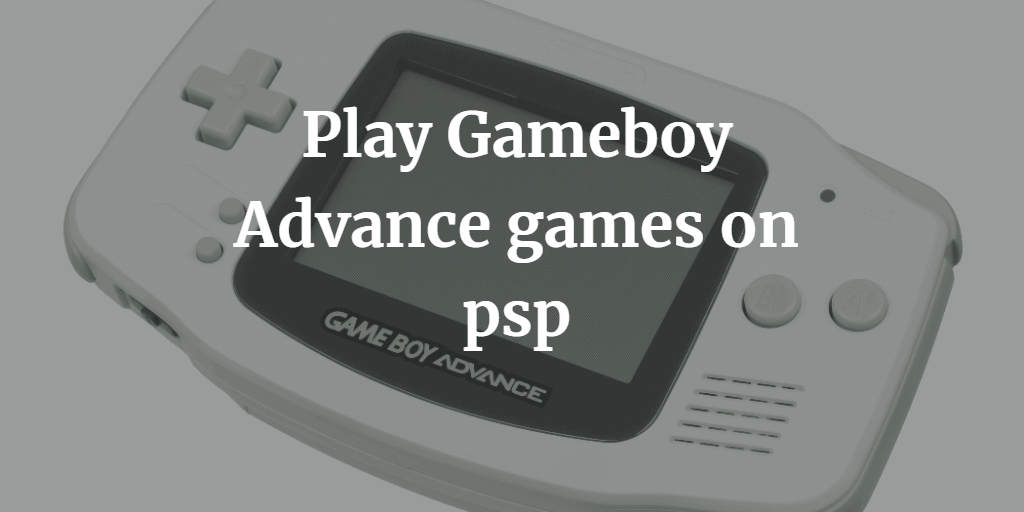 best games for gba emulator