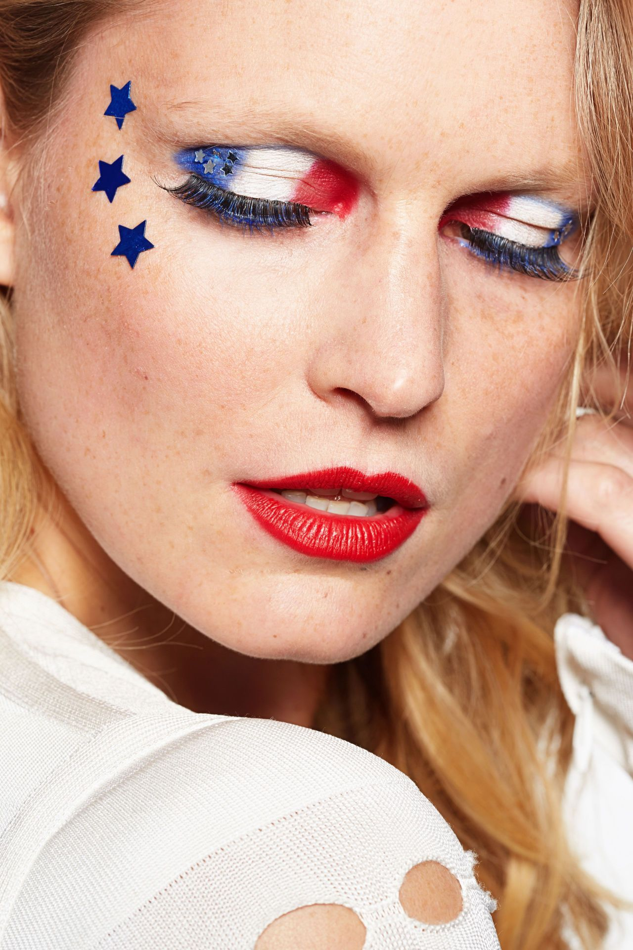 9 flawless beauty looks that will make you look patriotic af on 9 flawless beauty looks that will make you look patriotic af on the fourth baditri Image collections