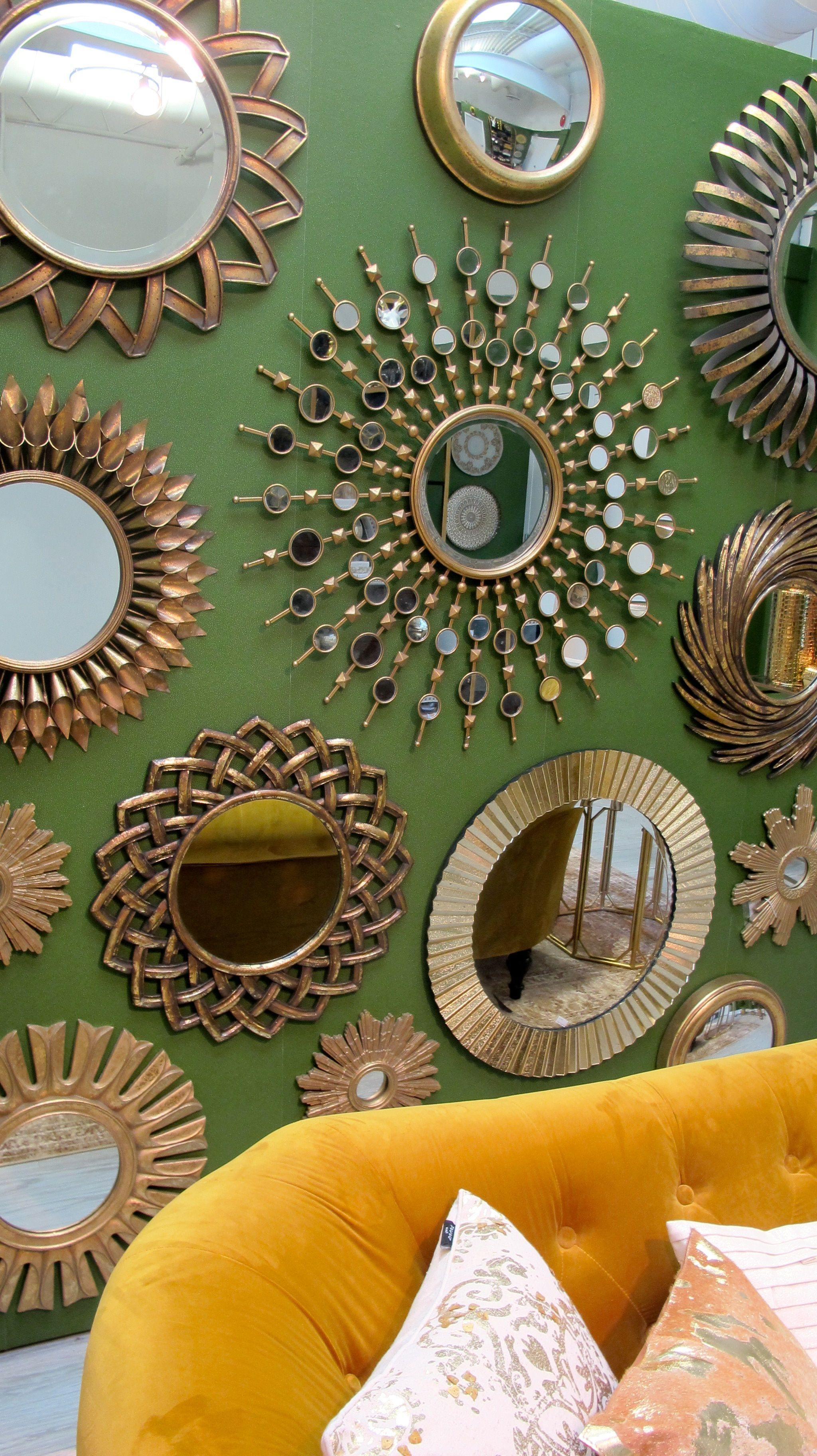 13 Enchanting Wall Mirror Art Ideas Mirror Wall Decor Mirror Gallery Wall Mirror Decor