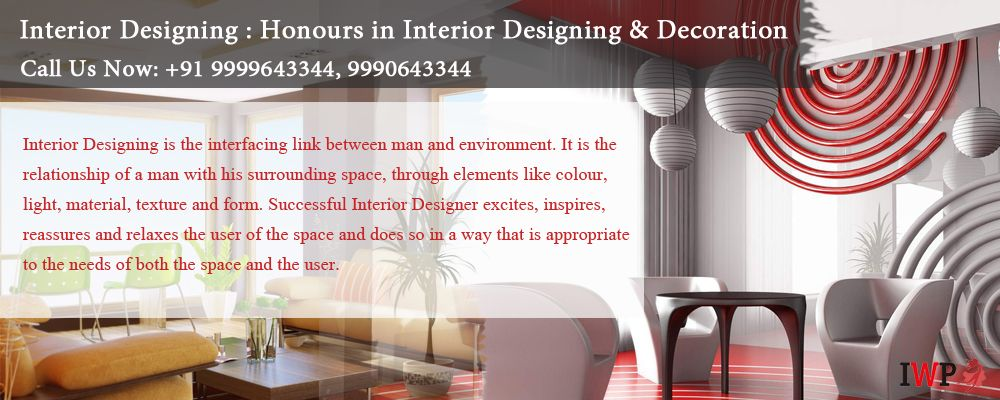 IWP Is One Of The Best Training Institute In India Providing Interior Designing Courses Ie Degree Diploma Certificate At Delhi Gurgaon And