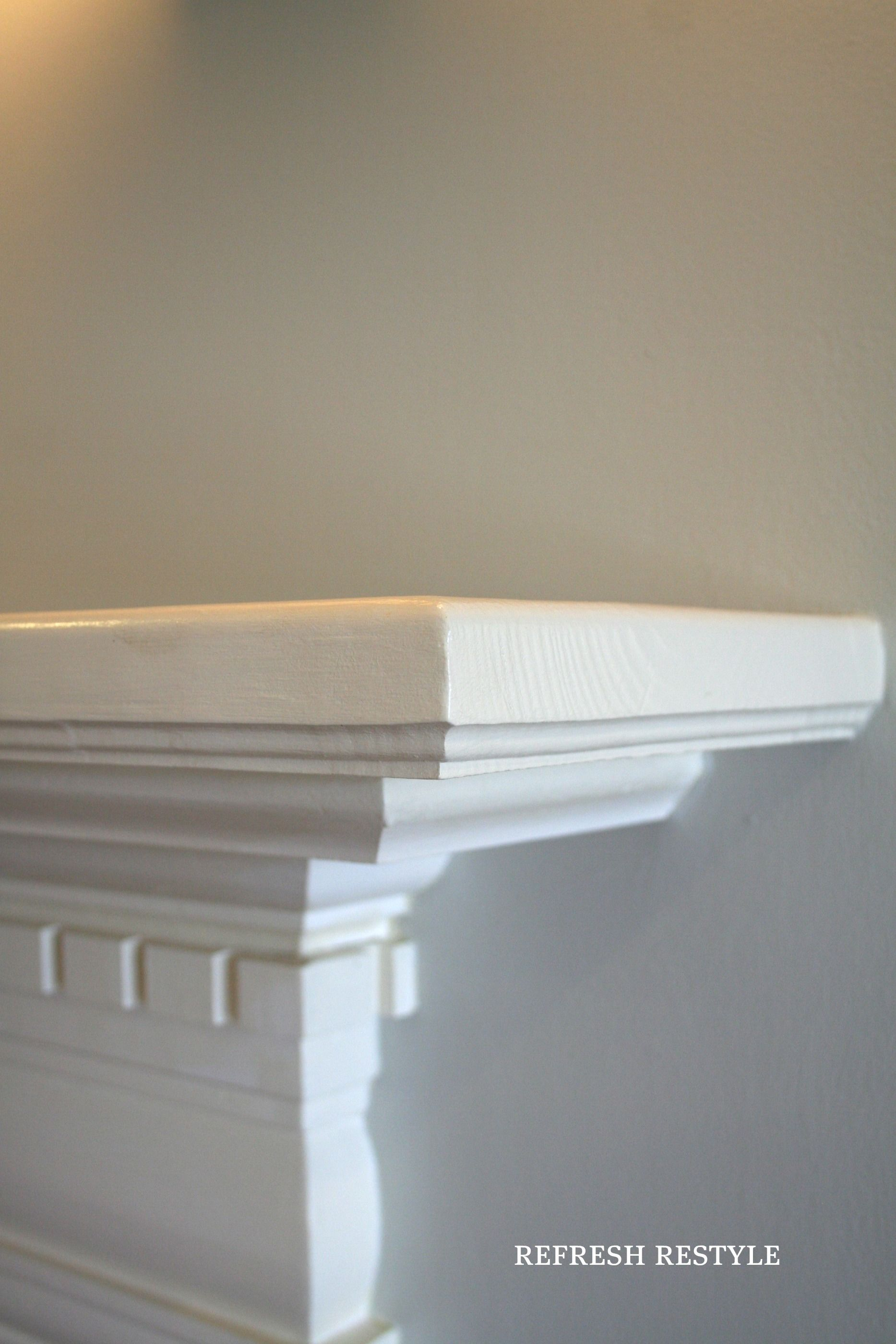 Mantel Extension Mantel Decor Ideas Fireplace Mantels