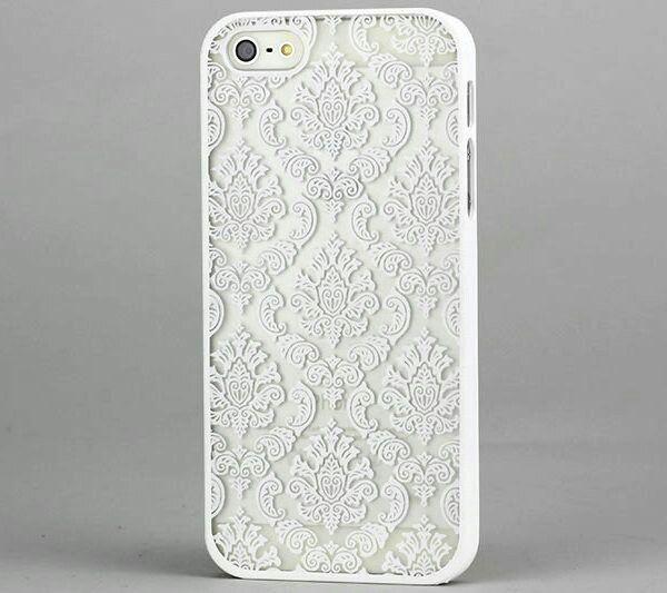 White Vintage IPhone 7 Hard Case