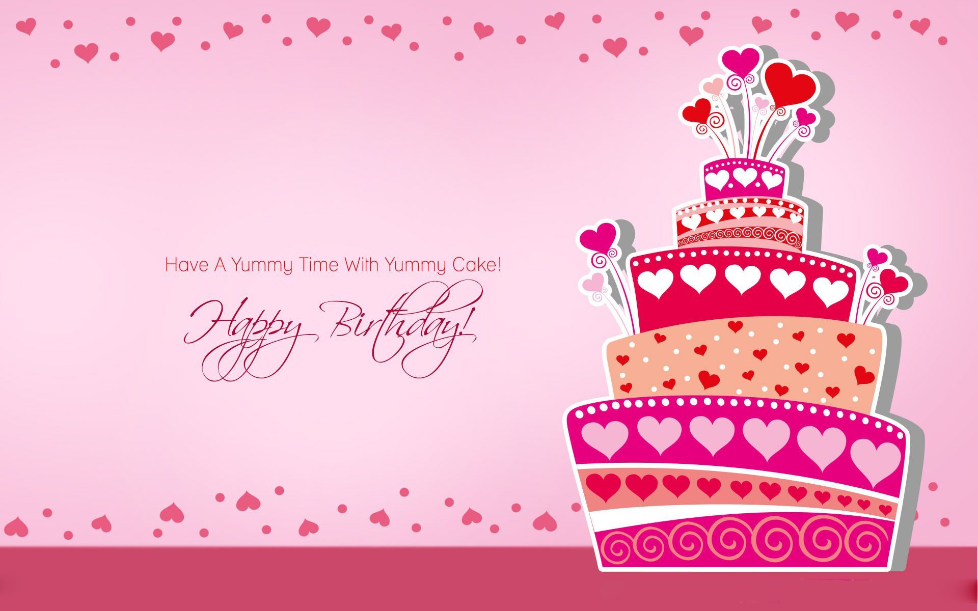 Happy Birthday Wallpaper and