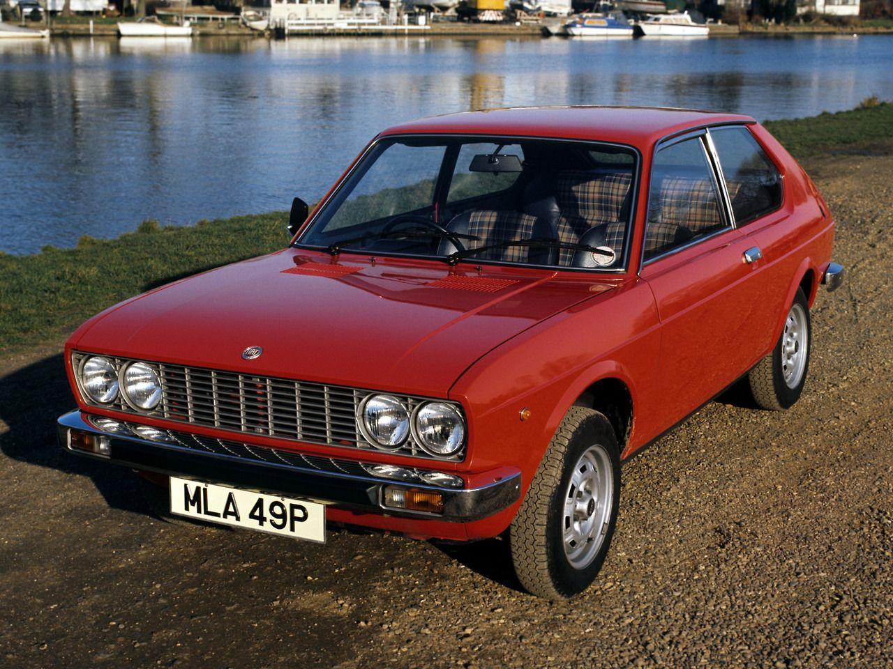Fiat 128 Berlinetta Fiat 128 Fiat Cars Fiat