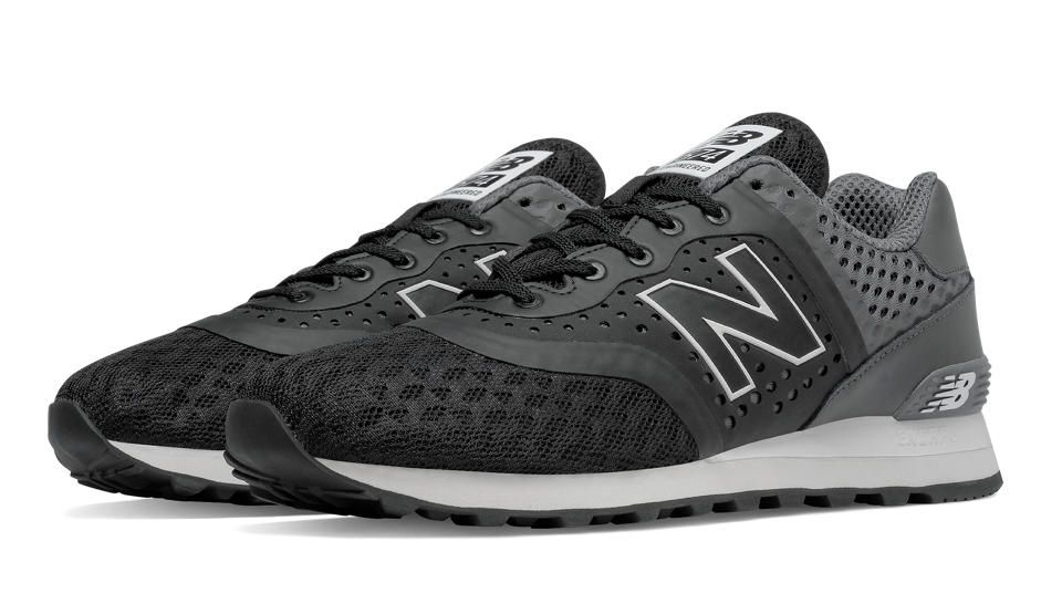 574 ReEngineered, Black with Grey (With images) New