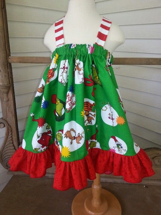 How the Grinch stole Christmas! By Calamity Jane's Cottage