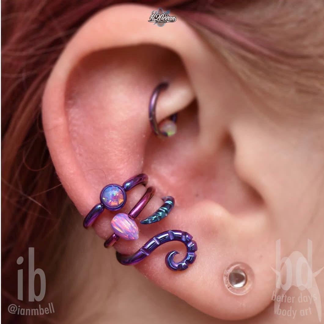coin slot ear
