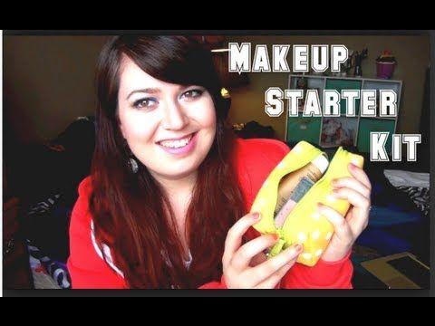 makeup starter kit for beginners cheap/affordable